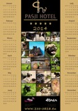 koledar 2014 pasji hotel